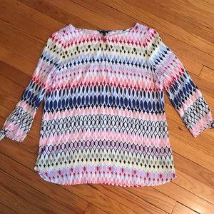 Multicolor blouse